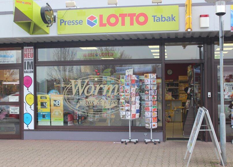 Worms in Erkelenz Adam-Opel-Str.